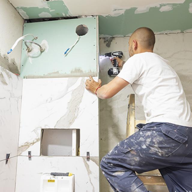 Rénovation salle de bain clé en main